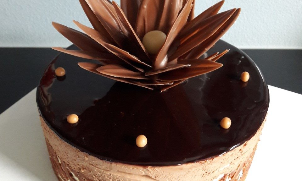 EMmmmy's patisserie - Chocoladetaart - taart bestellen