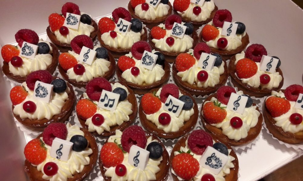 EMmmmy's patisserie - Monchou met vruchten - taart bestellen